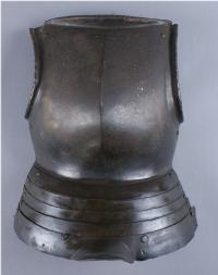 Breastplate with fauld